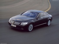 Mercedes Benz CL C216