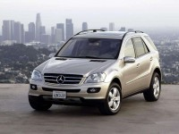 Mercedes Benz ML 164