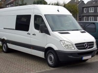Mercedes benz sprinter Transporter W906