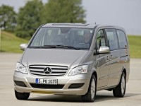 Mercedes Benz Viano/vito  W639