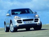 Porsche Cayenne 9PA 2002-2010