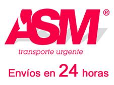 Envío 24 horas por ASM